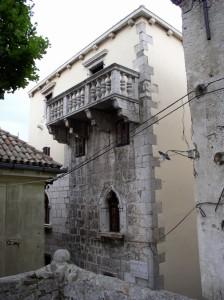 Gradski muzej Senj    -   pročelje