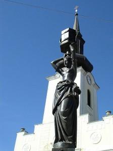 Vodarica Marta simbol grada