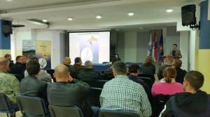 Predavanje o proizvođačkim organizacijama u Gospiću